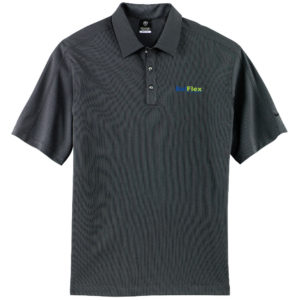 Nike Tech Dri-FIT Polo_anthracite
